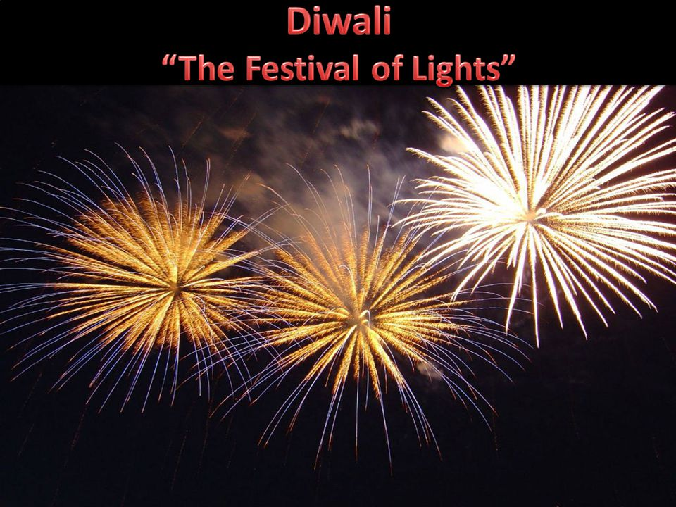 Diwali The Festival of Lights