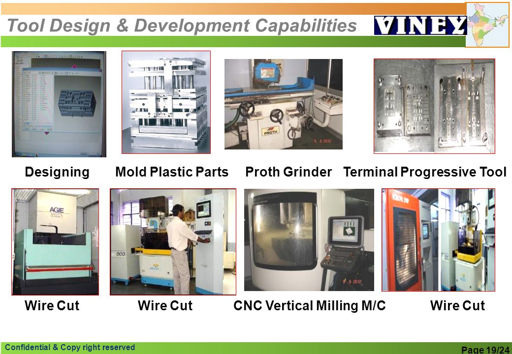 Tool Design & Development Capabilities