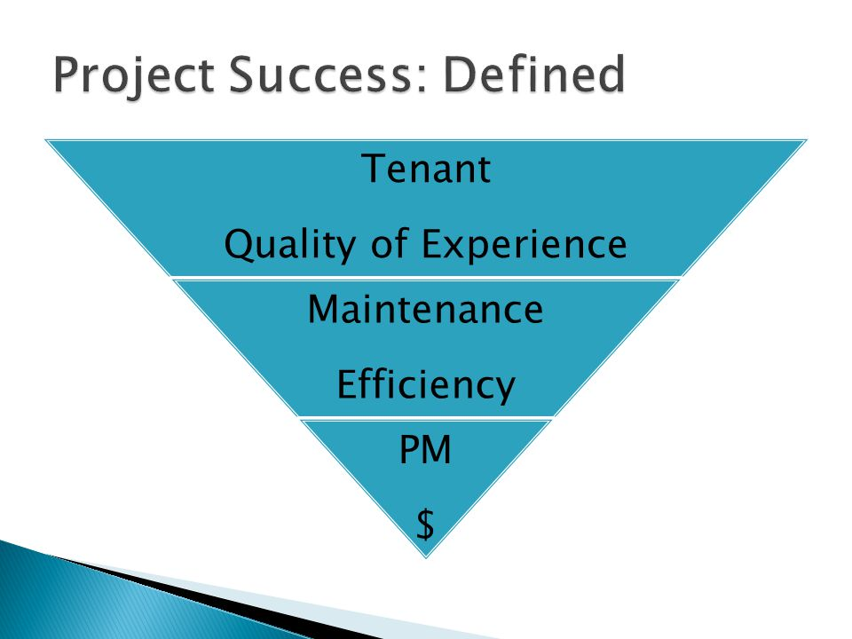 Project Success: Defined