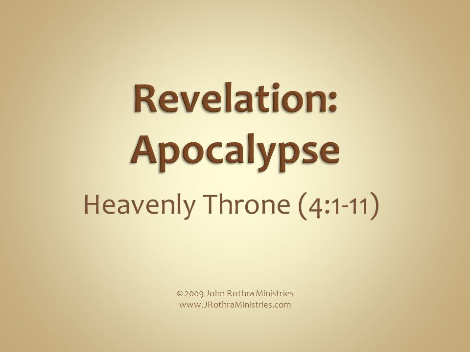 Revelation: Apocalypse