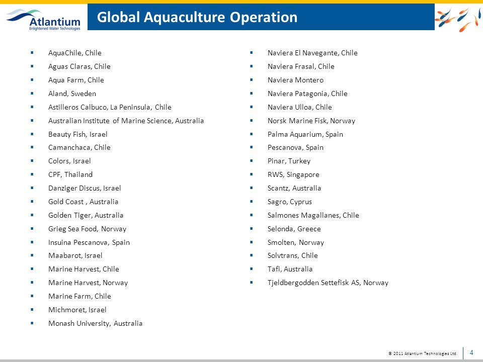 Global Aquaculture Operation
