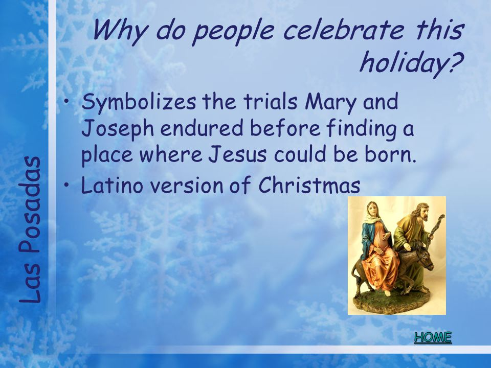 Why do people celebrate this holiday