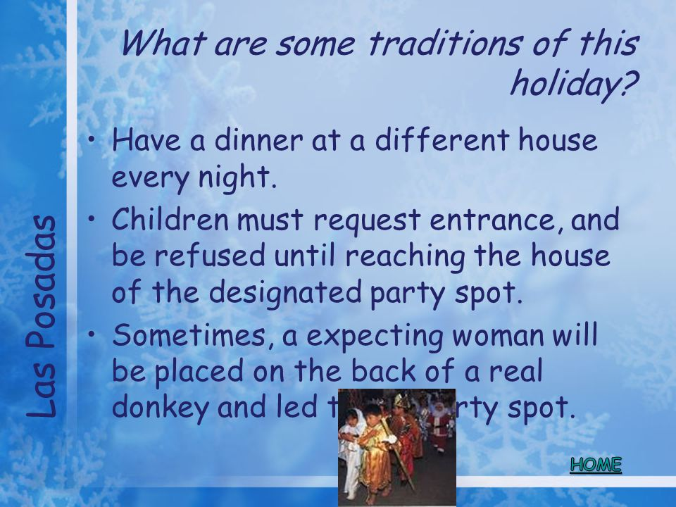 What are some traditions of this holiday