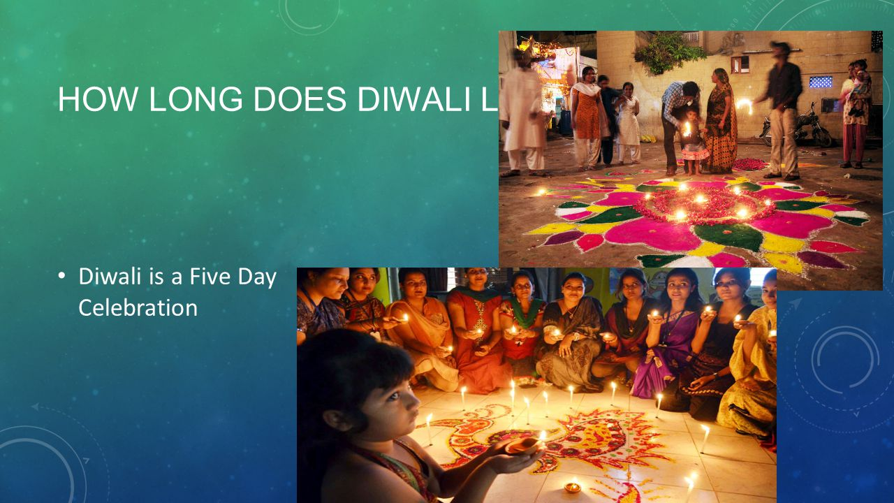 How Long does Diwali Last