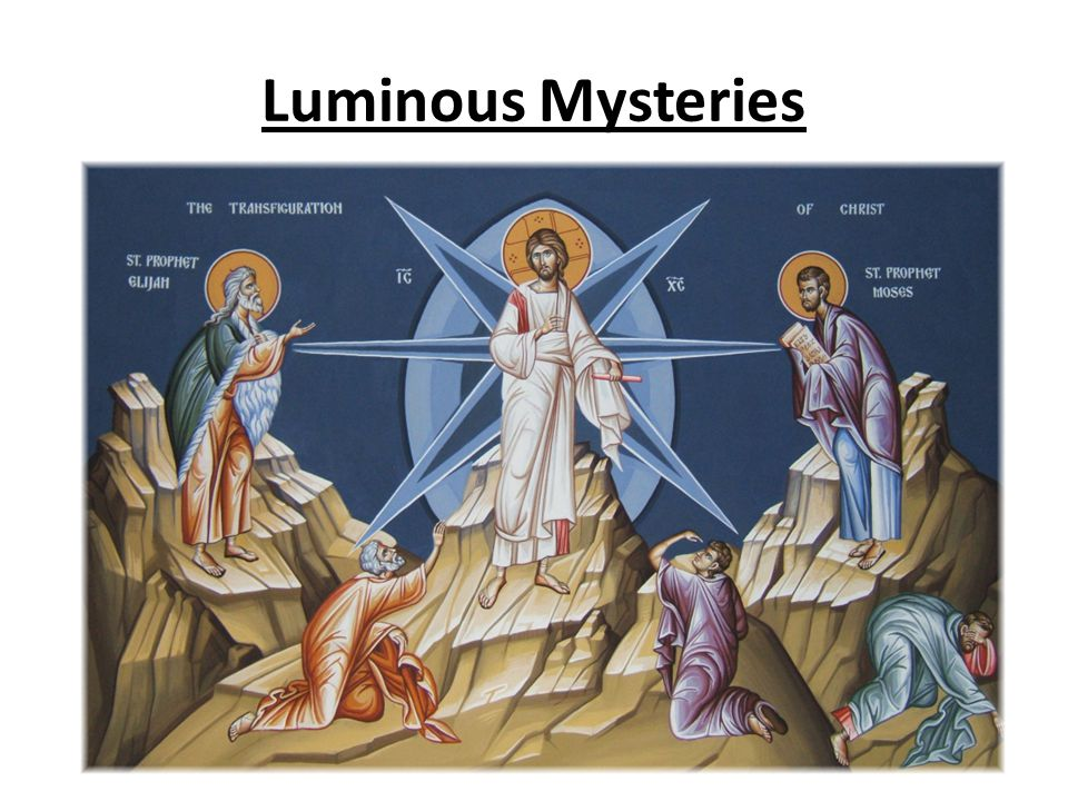 Luminous Mysteries