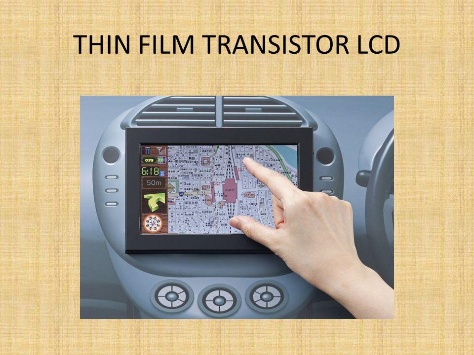 Thin film transistor LCD