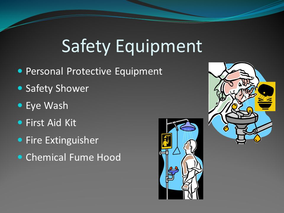 Safety Equipment Personal Protective Equipment Safety Shower Eye Wash
