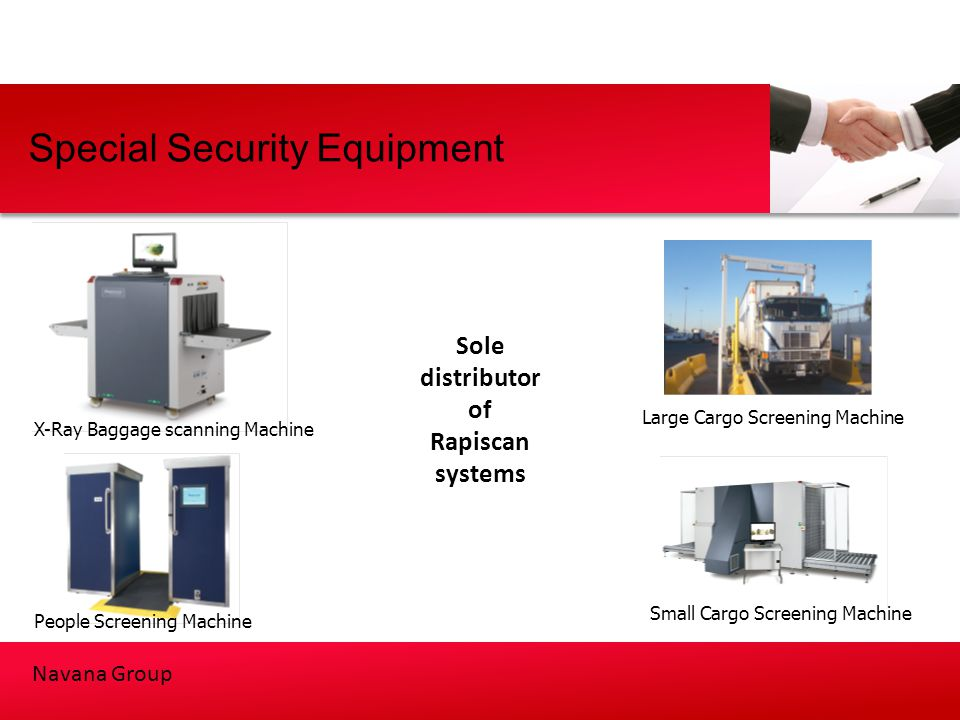 Special Security Equipment