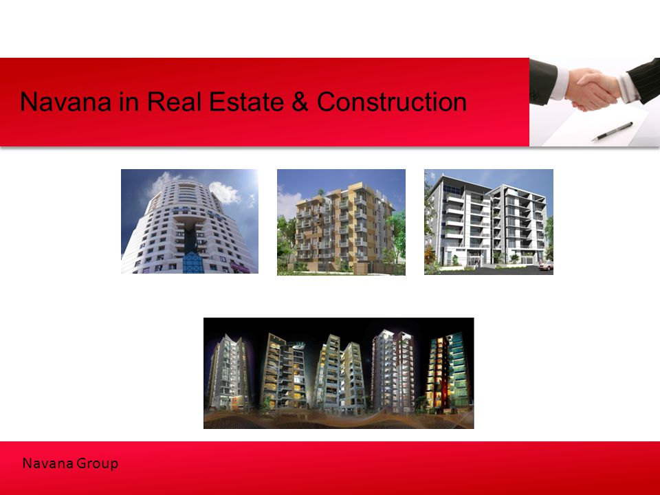 Navana in Real Estate & Construction