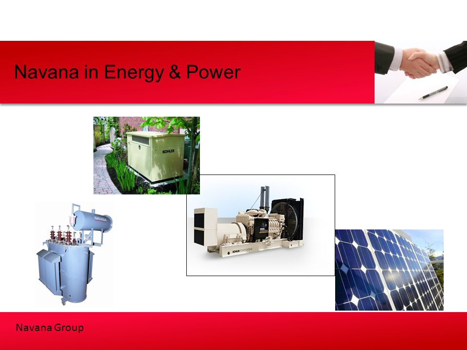 Navana in Energy & Power
