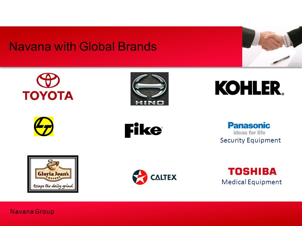 Navana with Global Brands