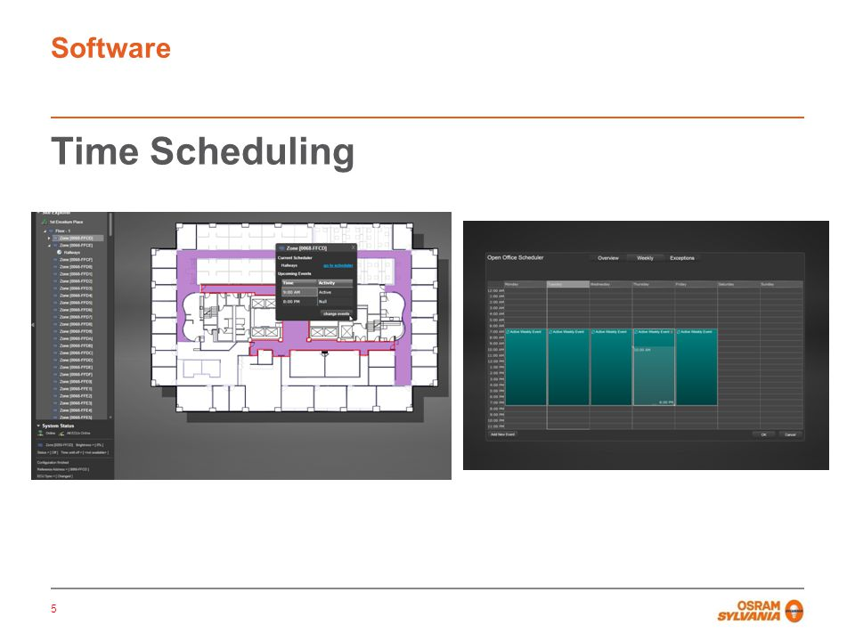 Software Time Scheduling