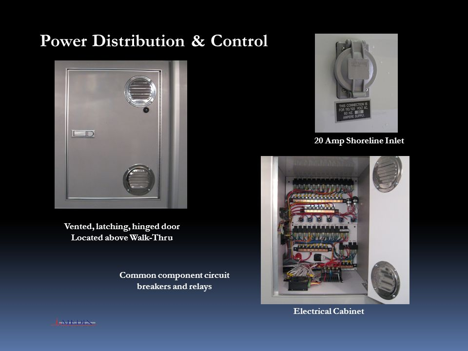Power Distribution & Control