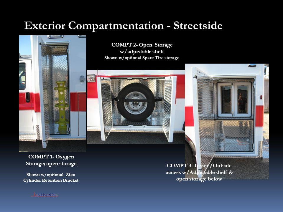 Exterior Compartmentation - Streetside