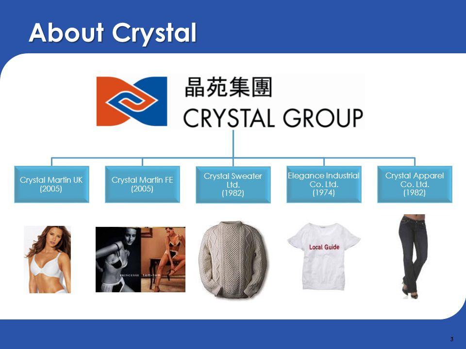 About Crystal Crystal Martin UK (2005) Crystal Martin FE (2005)