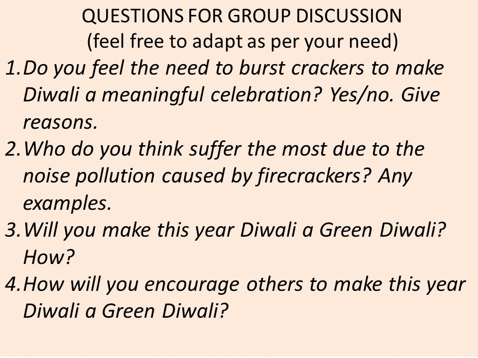 Will you make this year Diwali a Green Diwali How