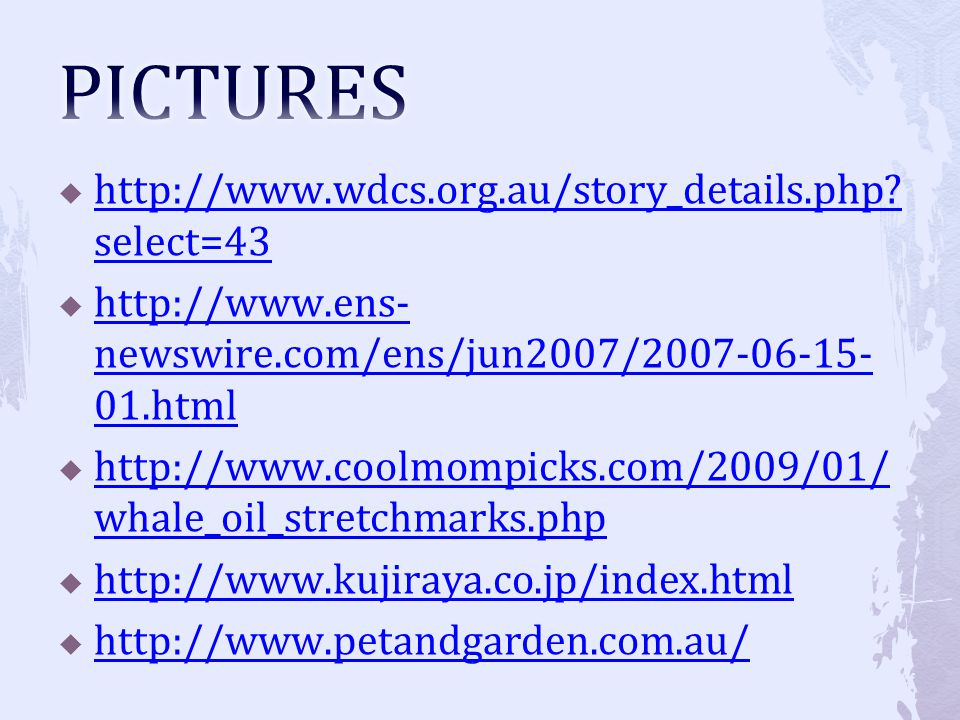 PICTURES http://www.wdcs.org.au/story_details.php select=43