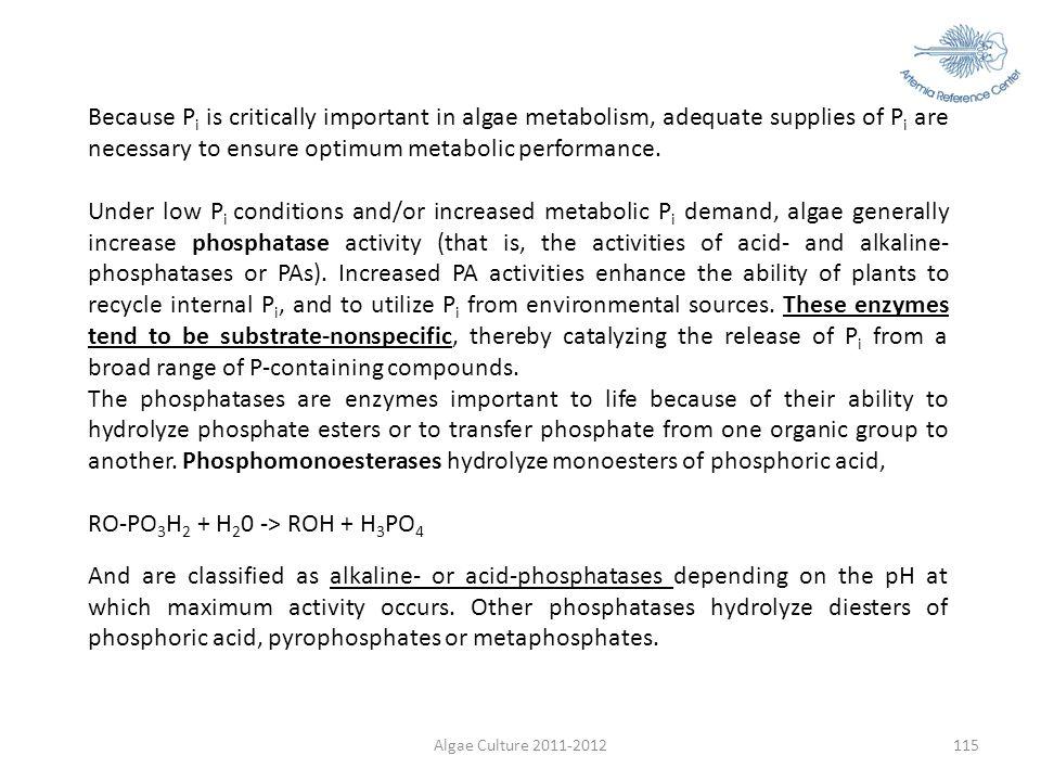 RO-PO3H2 + H20 -> ROH + H3PO4