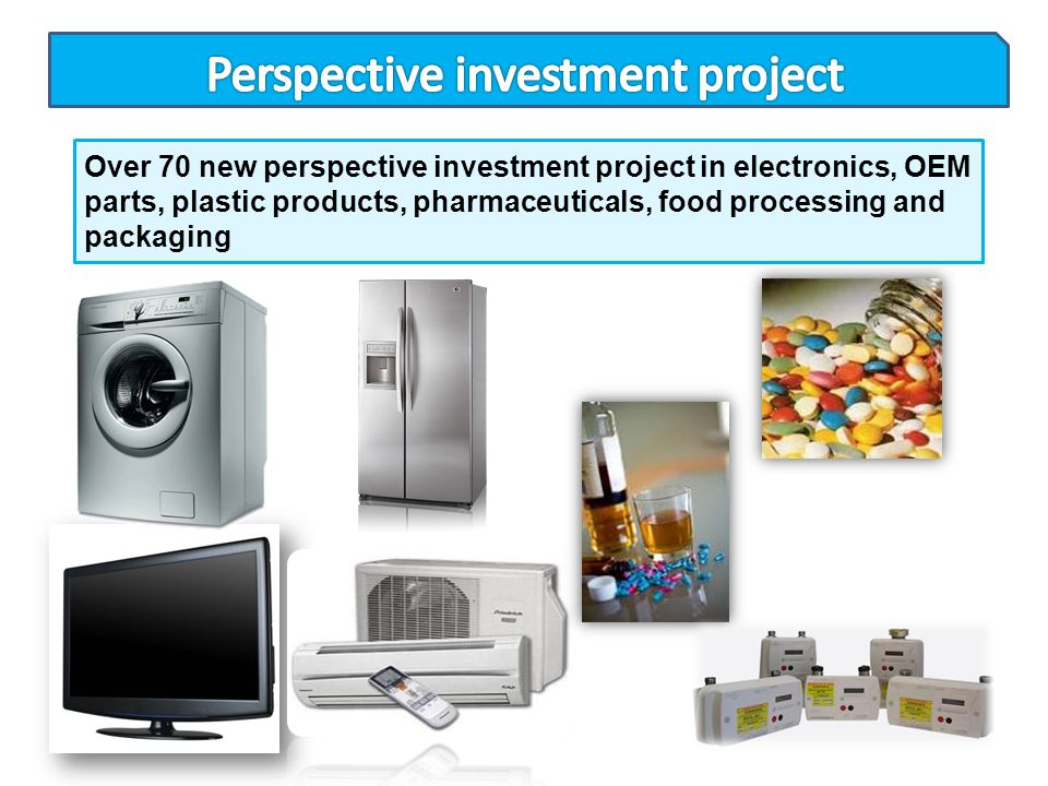 Perspective investment project