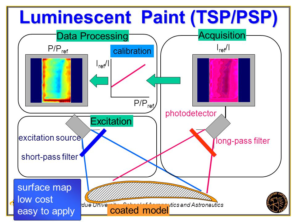 Luminescent Paint (TSP/PSP)