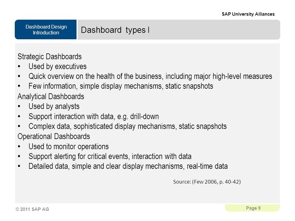 Few information, simple display mechanisms, static snapshots
