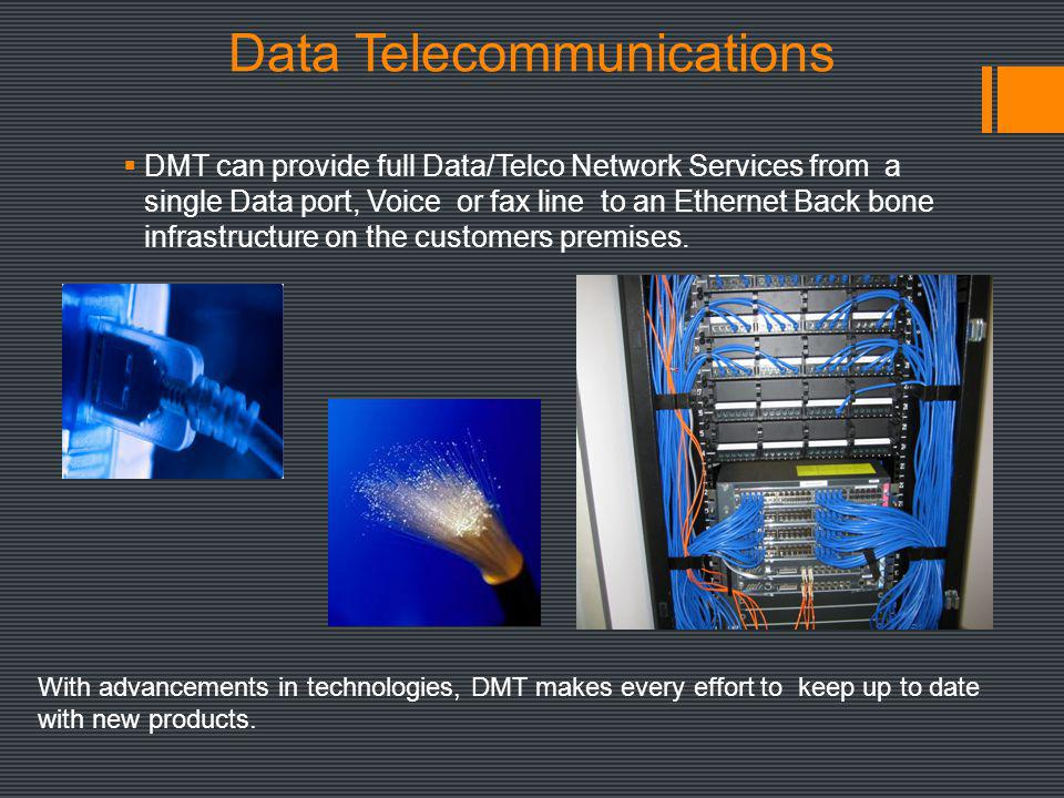Data Telecommunications