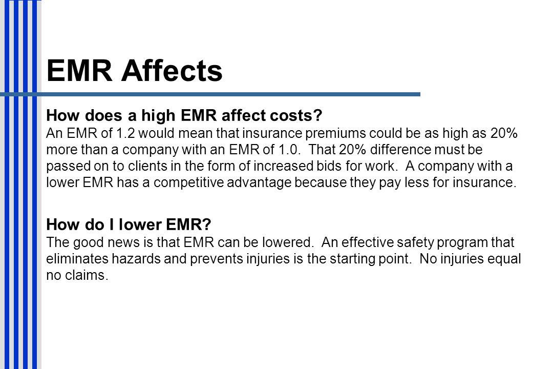 EMR Affects