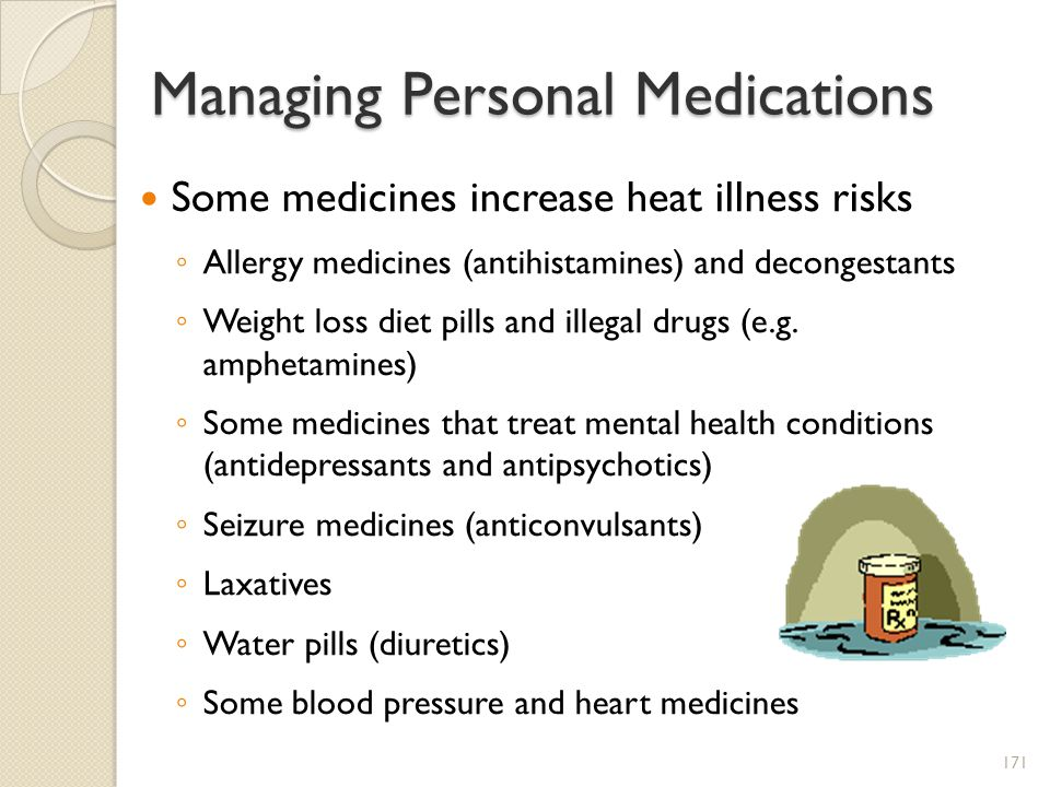 Managing Personal Medications