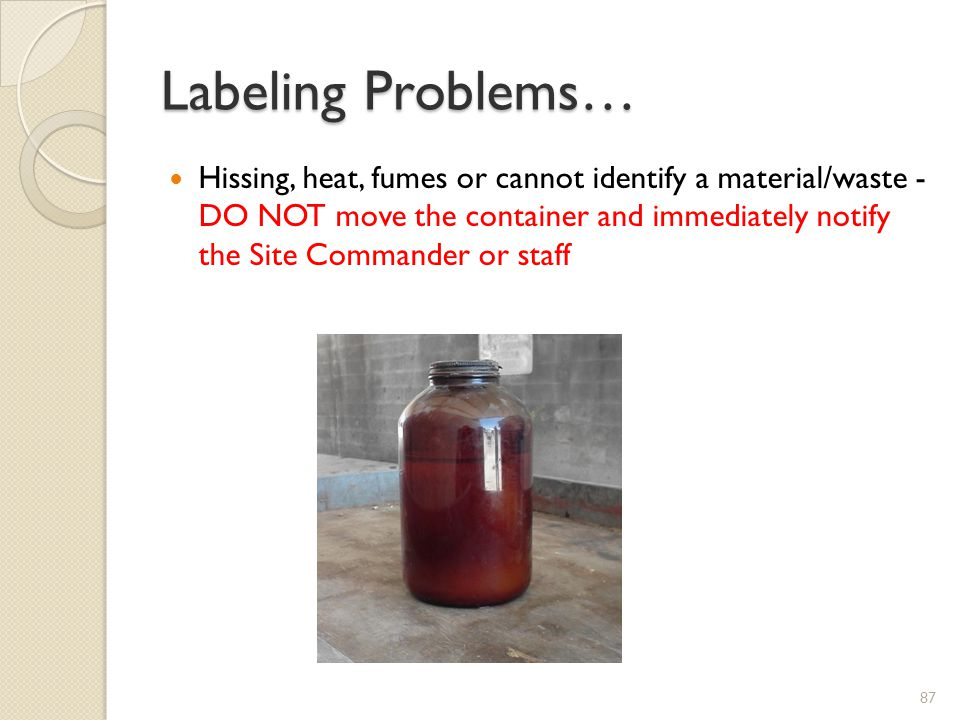 Labeling Problems…