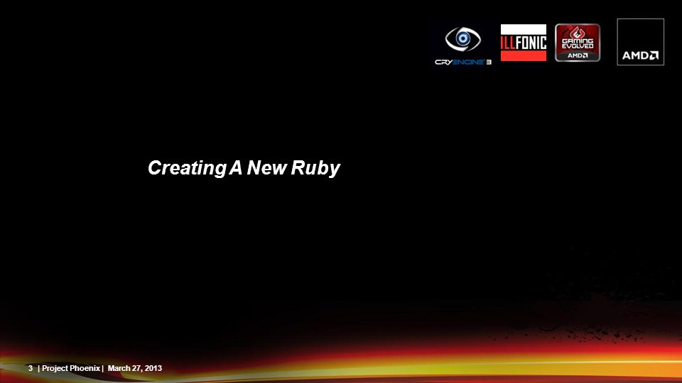 Creating A New Ruby