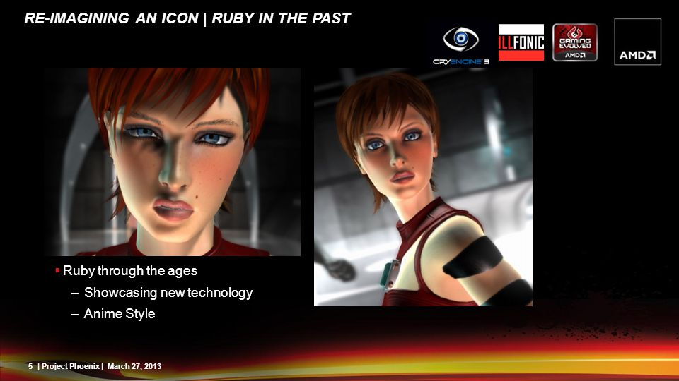 Re-imagining an icon | Ruby In The Past