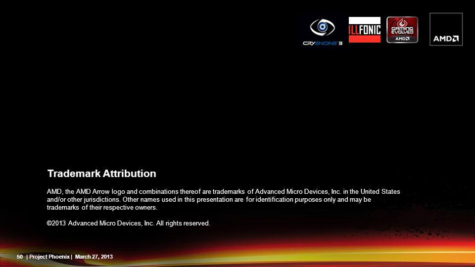 Trademark Attribution