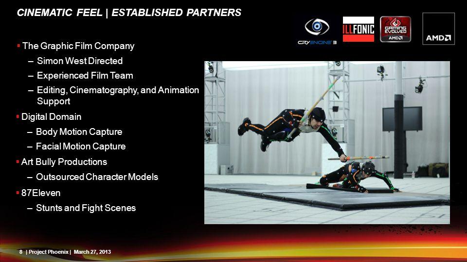 Cinematic Feel | Established Partners
