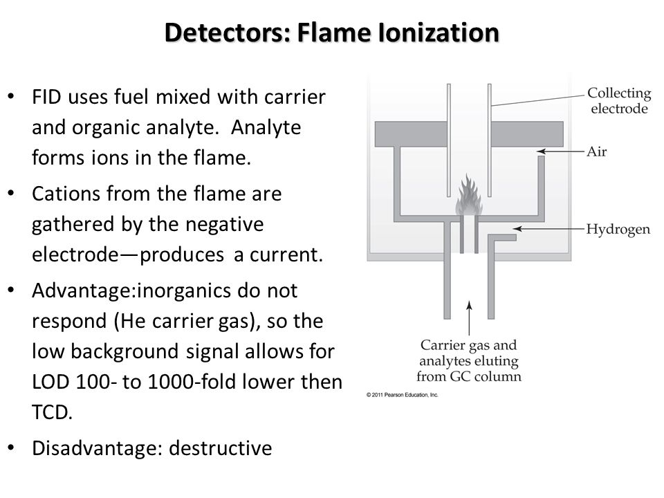 Detectors: Flame Ionization
