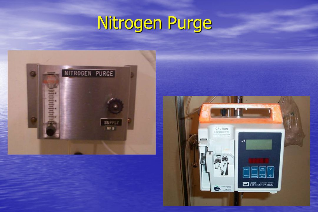 Nitrogen Purge