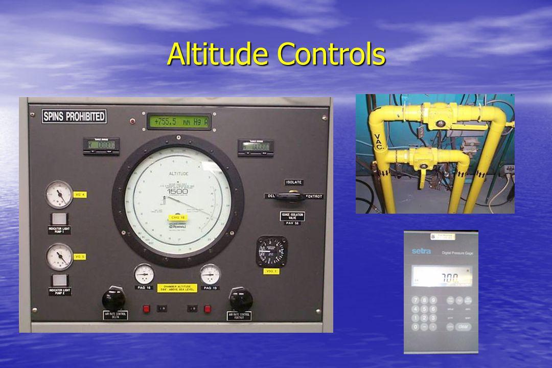 Altitude Controls