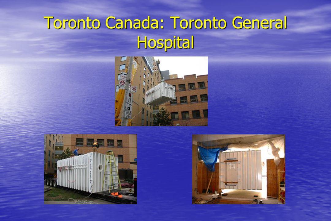 Toronto Canada: Toronto General Hospital