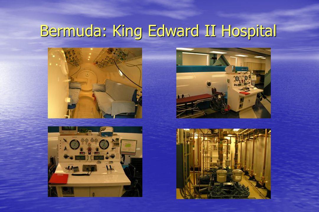 Bermuda: King Edward II Hospital