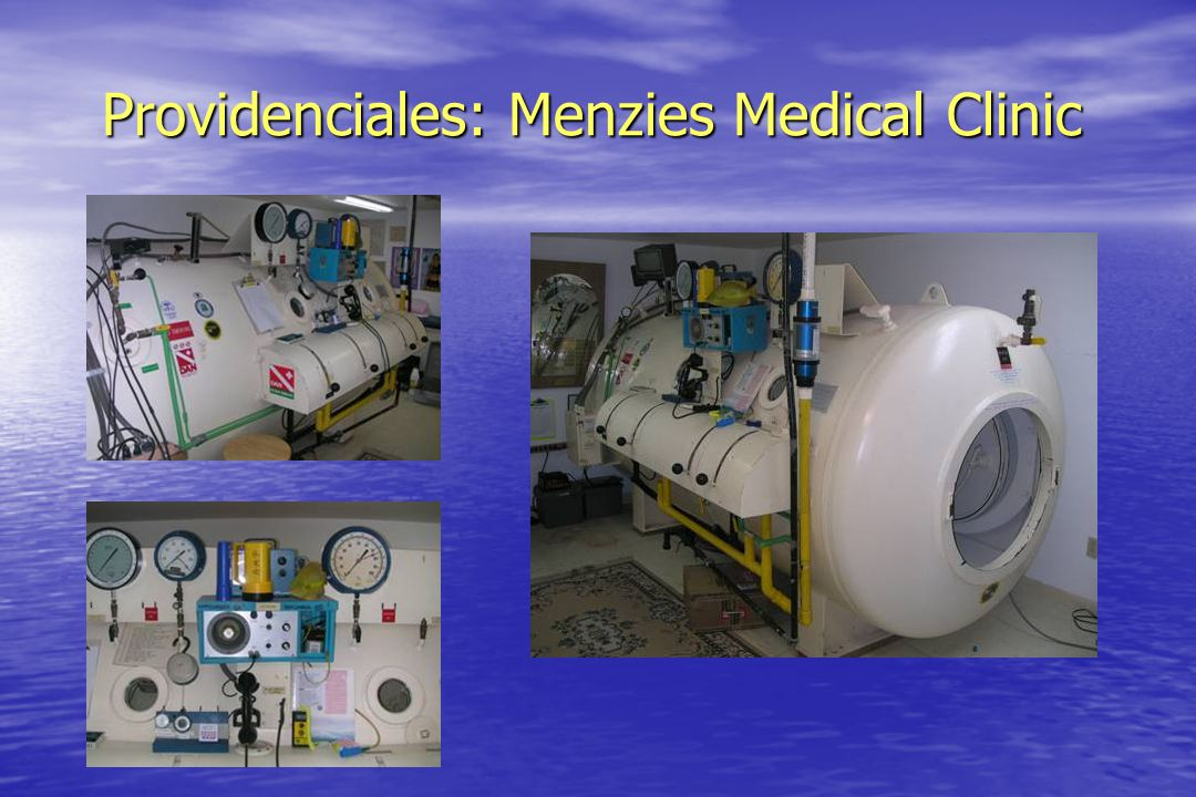 Providenciales: Menzies Medical Clinic