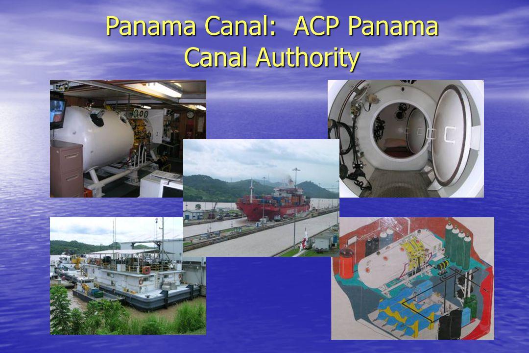 Panama Canal: ACP Panama Canal Authority