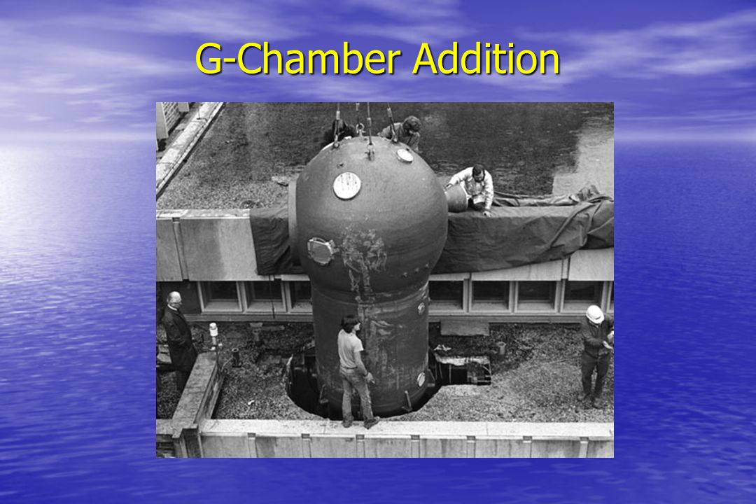 G-Chamber Addition