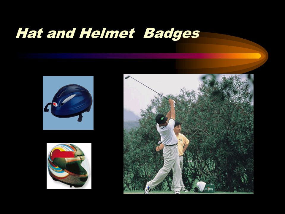 Hat and Helmet Badges