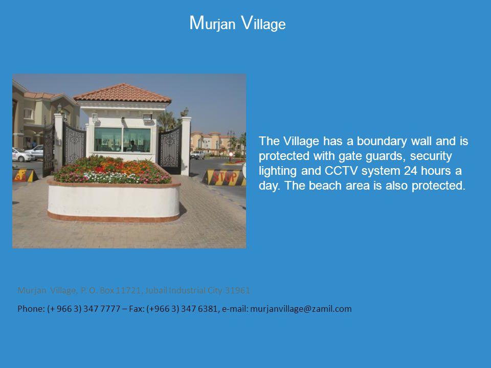 Murjan Village