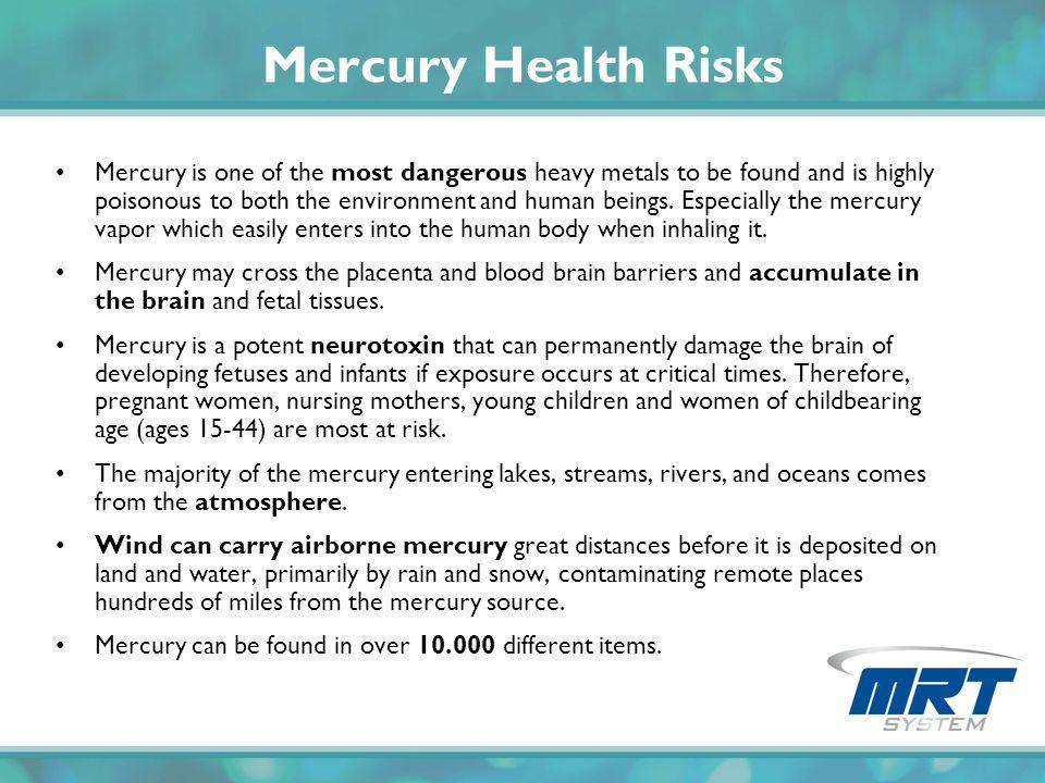 Mercury Health Risks