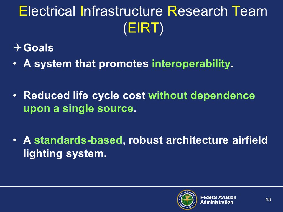 Electrical Infrastructure Research Team (EIRT)