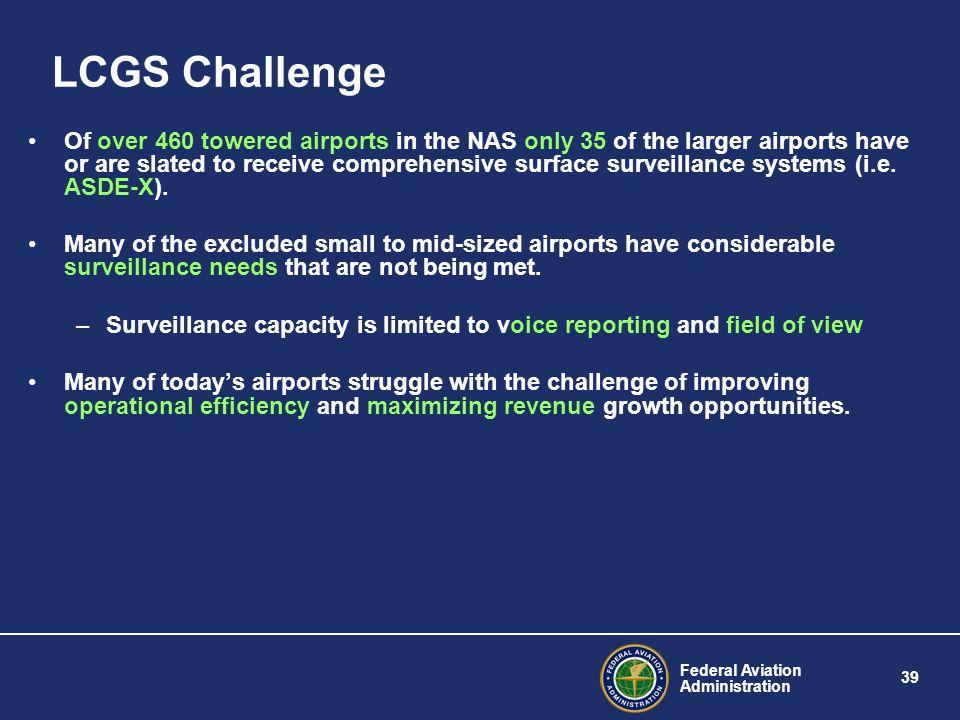 LCGS Challenge