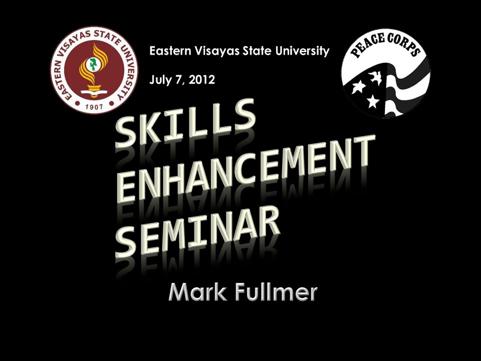 Skills Enhancement Seminar