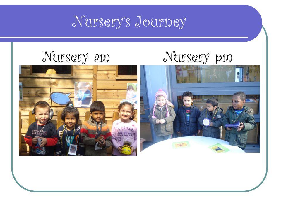 Nursery's Journey Nursery am Nursery pm