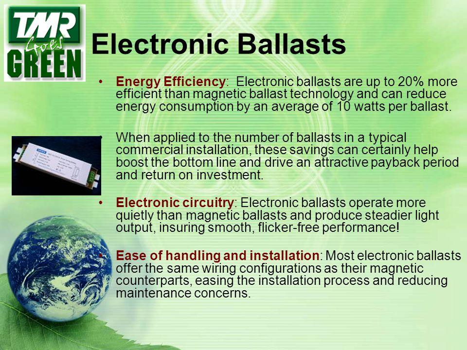 Electronic Ballasts
