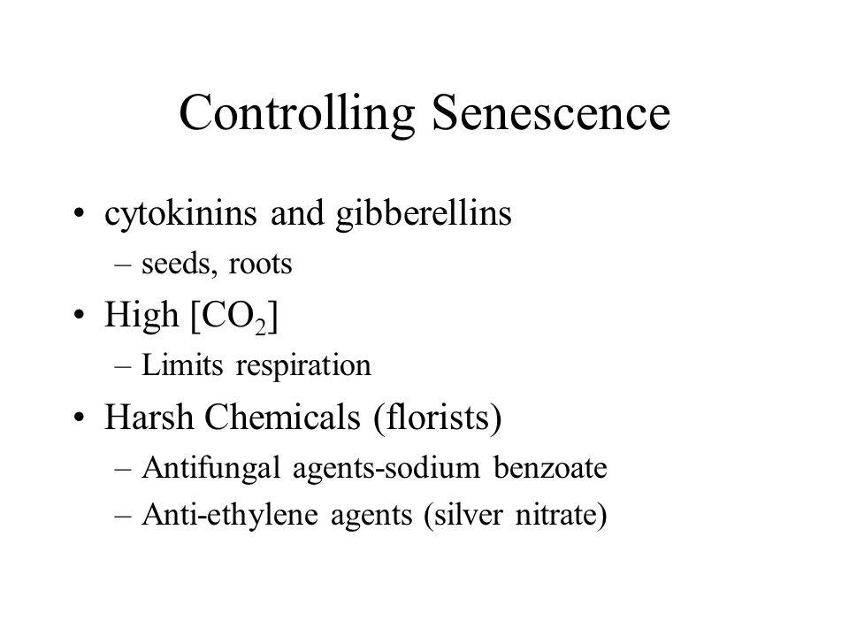 Controlling Senescence